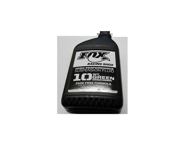 Fox Suspension Öl 10 WT Green 946 ml